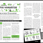 Gute Vorsätze – jährliches Harakiri