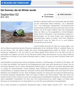 onlinezeitung-lappland