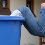 Wann habt ihr das letzte Mal ge-Mülleimer-t? Es lebe die Selbst-Disruption!