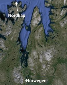 Nordkap-Norwegen